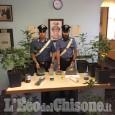 Villafranca: una serra in casa per coltivare la marijuana, due arrestati