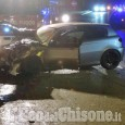 San Secondo di Pinerolo: schianto fra due auto, muore una ragazza di 20 anni