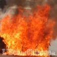 Pinerolo: in fiamme l'automobile del nuovo direttore del Carrefour