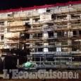 Pinerolo: incendio in un condominio in costruzione