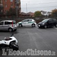 Incidente a Nichelino:il conducente dell'auto non aveva mai preso la patente