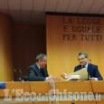 Festa in Tribunale a Torino per il cancelliere Attilio Infante
