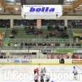 Bocce (1º turno) con La Perosina in Trentino, derby hockey ghiaccio a Torre contro Real Torino