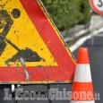 Sp 166 della Val Chisone, chiusura fino a sabato 27 ottobre a San Germano Chisone