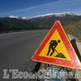 Sestriere: giovedì 18 e venerdì 19 Sr 23 chiusa sopra Champlas du Col