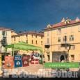 Tensione al gazebo della Lega in Piazza Facta a Pinerolo