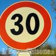 Osasio: 30 km orari sulla Provinciale 138