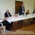 """A Lombriasco il dibattito elettorale organizzato da """"L'Eco del Chisone"""""""