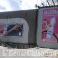 """Aspettando il Giro d'Italia: a Luserna l'acqua minerale """"si tinge"""" di rosa"""