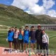 Maratoneti azzurri a Sestriere per preparare le Olimpiadi di Rio
