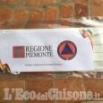 Villar Perosa: nel fine settimana Aib e volonari distribuiscono mascherine della Regione
