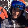 Matilde, giovane sciatrice di Valgioie, progagonista su Rai Gulp