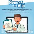 """""""Meno soli sulle Alpi"""": l'otorinolaringoiatra arriva a Sestriere"""