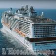 MSC Meraviglia in navigazione verso Miami: pinerolesi attesi lunedì a Milano