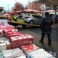 Nichelino: riparte il mercato a pieno regime e con esso le rimozioni di auto