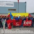 Moretta, giornata di sciopero alla Buitoni