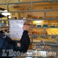 Nichelino: Polizia municipale chiude rivendita di pane non in regola