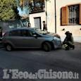 Nichelino: incidente stradale per mancata precedenza