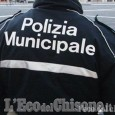 Nichelino: autocarro privo di assicurazione finisce contro un mezzo parcheggiato
