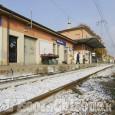 Incendio sulla ferrovia Chivasso-Torino-Pinerolo, interrotta anche ieri sera