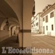 Lutto a None: S. Valentino sospeso sotto i portici vecchi per la morte di Davide Beccaria