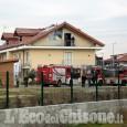 None: principio di incendio per un problema alla canna fumaria, l'intervento dei Vigili del fuoco