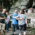 Con la ghironda in cima al Monviso: il Festival Occit'Amo tenta un record