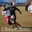 Calcio: Pinerolo perde a Gozzano, pareggio nel derby di Saluzzo