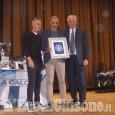 Chisola Calcio premiato con la Stella Bianca al merito sportivo