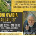 """Domani Moni Ovadia a Perosa Argentina con il monologo """"Laudato si'"""""""