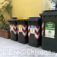Pinerolo: svolta sulla raccolta dei rifiuti, lunedì parte il servizio porta a porta per le attività commerciali