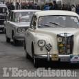Pinerolo, domenica 15, auto e moto d'epoca in piazza Roma e non Vittorio Veneto