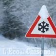 Previsioni 1-3 gennaio: perturbazione carica di pioggia/neve sul pinerolese!