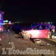 Nichelino: schianto sulla tangenziale sud, muore 75enne di Carignano