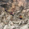 Crissolo: precipita sul Monviso, morto alpinista lungo la via della Lepre