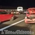 Volvera: schianto mortale sull'autostrada Torino-Pinerolo, la vittima è una 29enne
