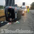 Nichelino: ubriaco al volante scappa dopo l'incidente, rintracciato e denunciato dalla Polstrada