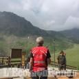 Pian del Re: riprese all'alba le ricerche della 55enne dispersa in alta Valle Po