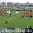 None: flash mob al campo sportivo, centinaia di bambini