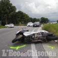 Schianto mortale alla rotonda tra Nichelino e Vinovo, la vittima è un motociclista 52enne