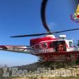 Cumiana: smarrita lungo il sentiero dei Tre Denti, 24enne recuperata dai Vigili del fuoco