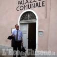 Scalenghe: il Commissario entra in Municipio