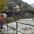 Maltempo sotto controllo in Val Chisone: criticità maggiori a Pinasca
