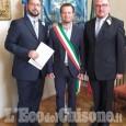 Celebrata la prima unione civile a Pinerolo