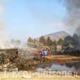 Piossasco: l'incendio alla Teknoservice non è doloso