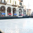 Pinerolo: dalle 15 si pattina sul ghiaccio in piazza del Duomo
