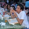 Questa sera: a Osasco pizza, a Macello costine e salsiccia