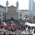 Pmt, conclusa la manifestazione in P.zza Facta: restano i problemi per il futuro