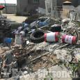 Polonghera: rifiuti pericolosi abbandonati lungo il torrente Varaita