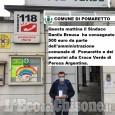 Pomaretto: Covid 19, Comune e associazioni donano in favore della lotta al coronavirus